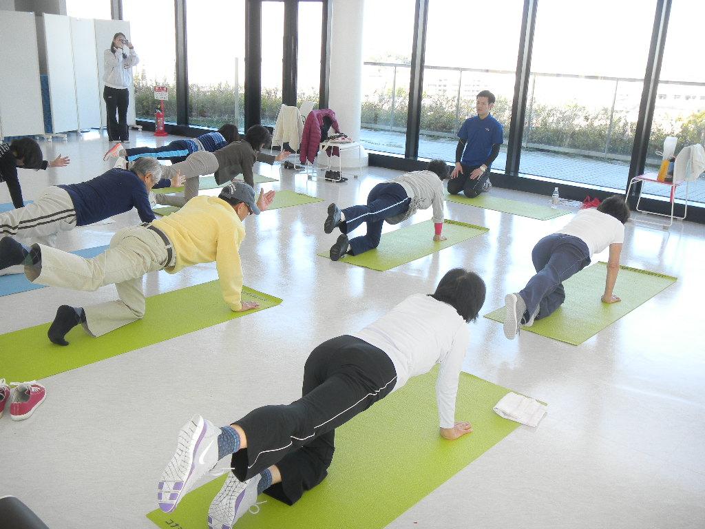 【開催レポート】OYZ60歳からの運動スクール