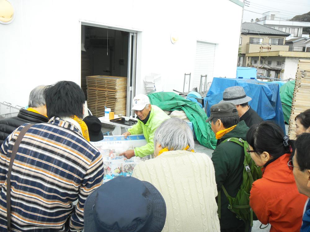 【開催レポート】日帰り佐島旅 ~湘南しらすの山茂丸を訪ねる~