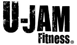 U-jam Black ロゴ