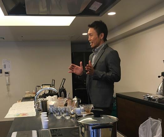 【開催レポート】コーヒーをグレードアップ コーヒー講座