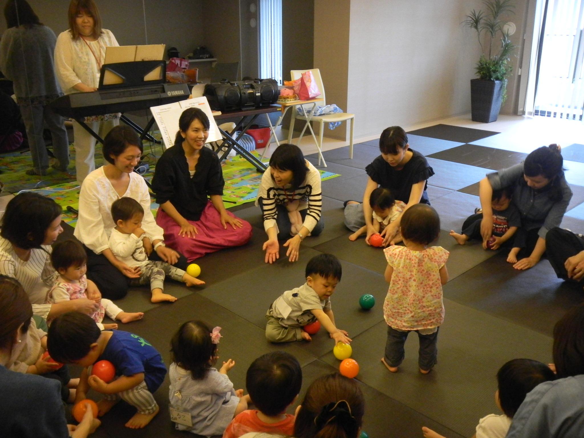 【開催レポート】リトミック教室