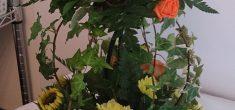 【8月の告知協力】~本格的なフランススタイル~フラワーアレンジメント教室