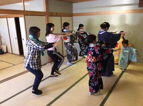 【11月の告知協力】日舞でデトックス!!~江戸時代から続く健康体操~