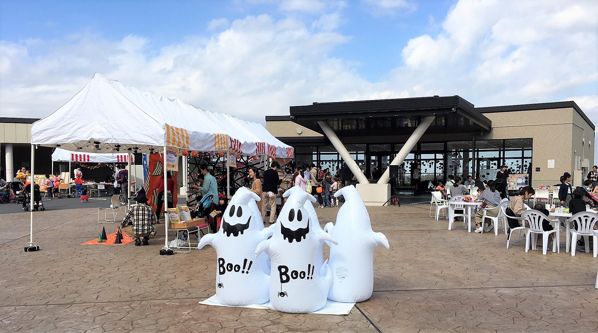 【開催レポート】磯子ハッピーハロウィン×第4回ポチたまフェスティバル
