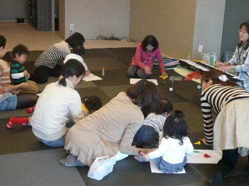 【開催レポート】リズムキッズ-親子リトミック教室-