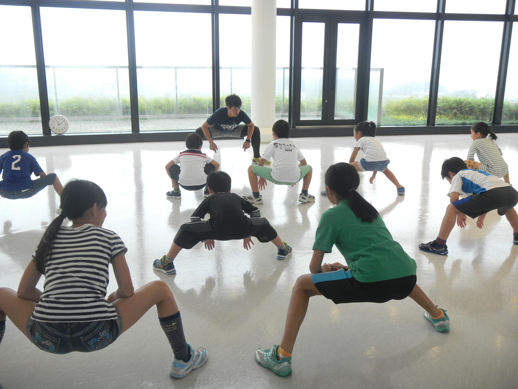 【開催レポート】体育でいいとこ見せたい!かけっこ教室