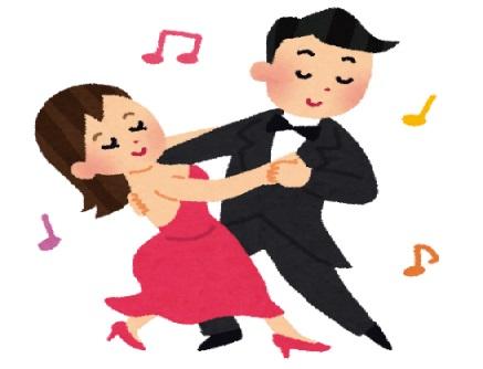 【11月の告知協力】社交ダンススクール