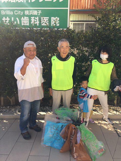 【開催レポート】11月清掃活動