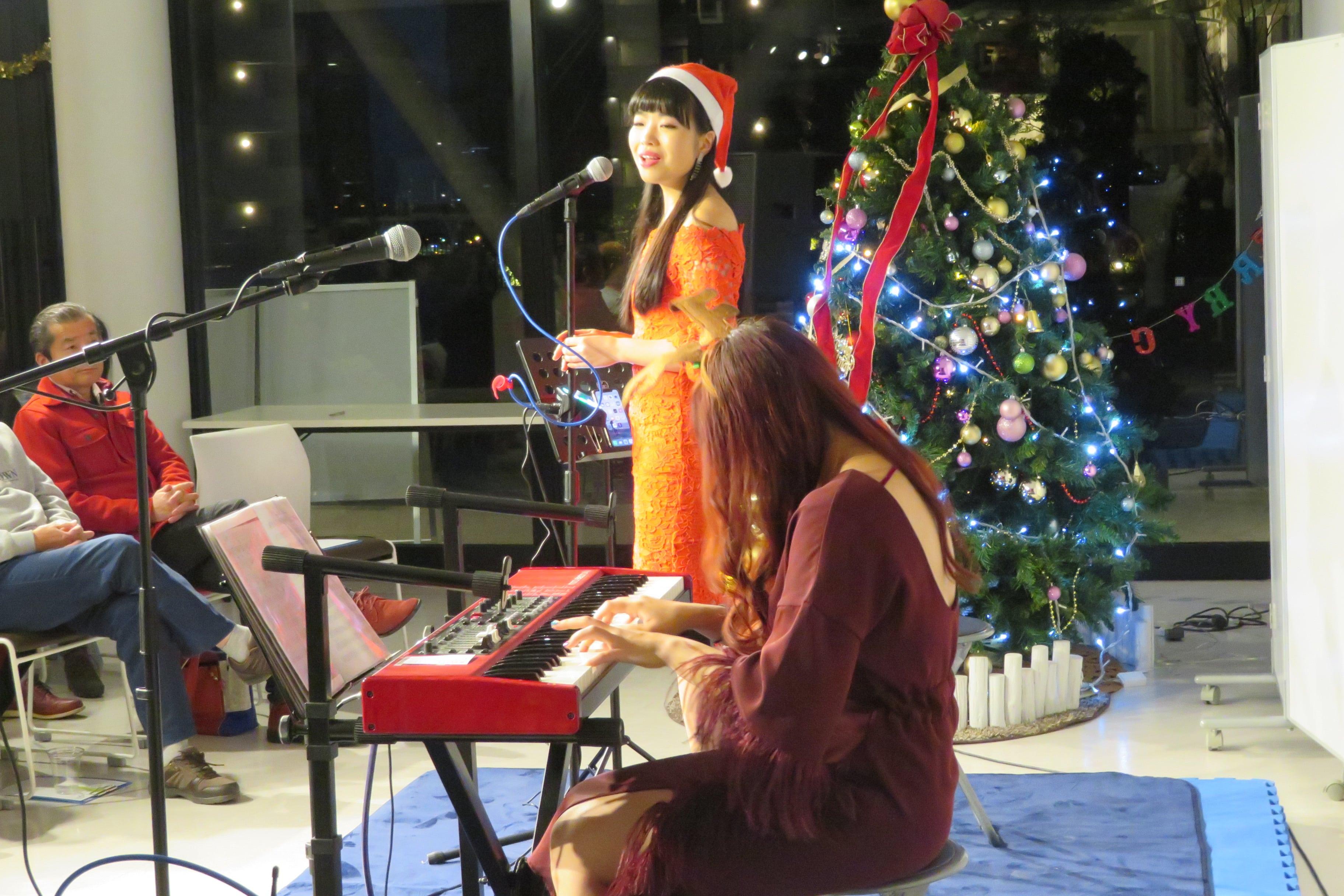 【開催レポート】クリスマスライブ