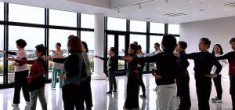 【12月の告知協力】太極拳と気功体操
