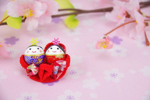 かぞくで楽しむ桃の節句~☆ひな祭り☆~